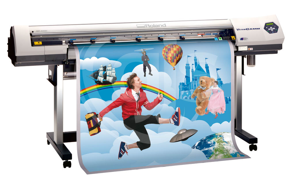 Large Format Printing The InkFish Print And Signs