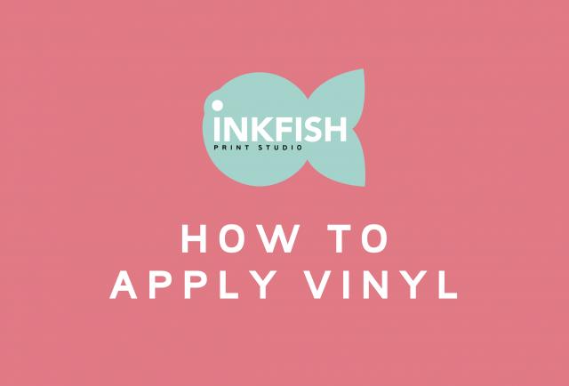 how to apply vinyl